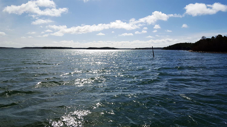 Merimaisema | Spauna, Kustavi