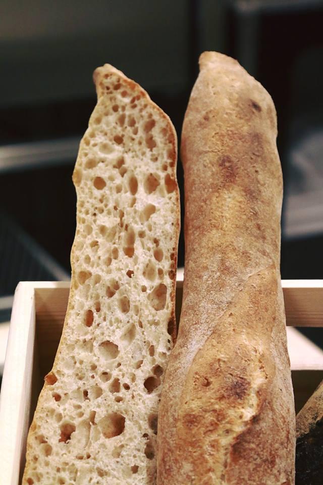 We bake fresh bread | Spauna, Kustavi. Photo by Yaron Cohen.