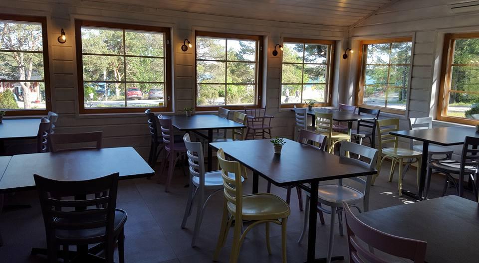 Our restaurant | Spauna, Kustavi. Photo by Yaron Cohen.