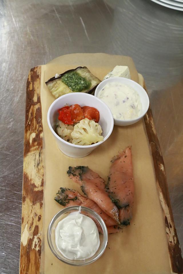 Delicacies from our restaurant | Spauna, Kustavi. Photo by Yaron Cohen.