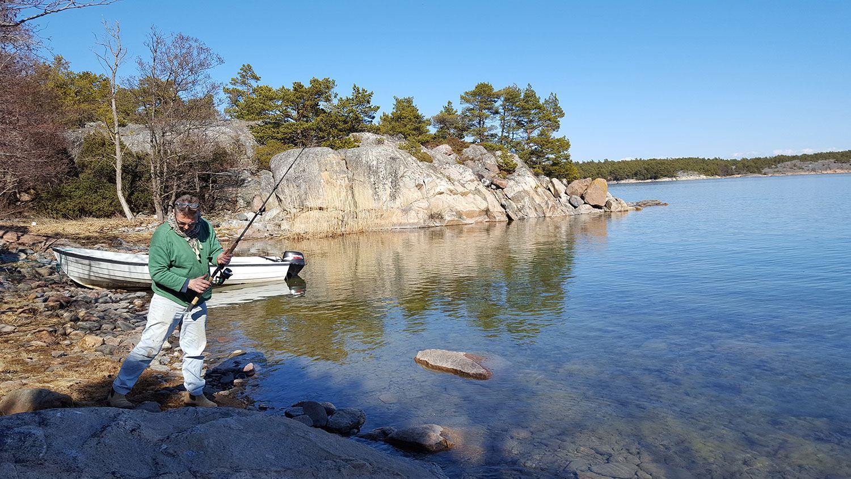 Fishing in Kustavi | Spauna